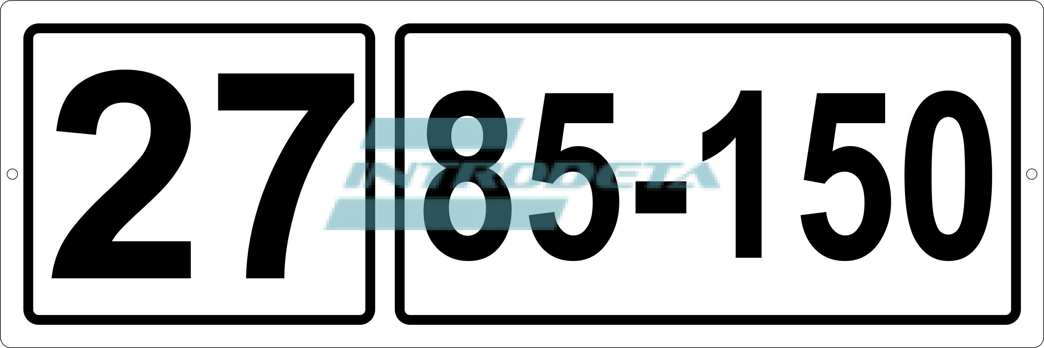 LLaiptines numeracijos lentele