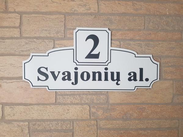 namo numeriai