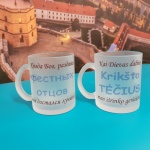 Reklaminiu puodeliu gamyba