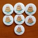 Zenkliukai du gimtadieniu